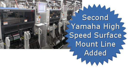 New Yamaha SMT Line